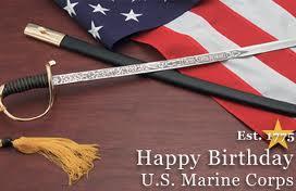 US Marines established in 1775
